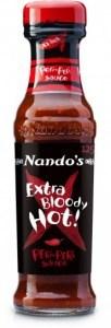 Nandos XX Hot Sauce 125g