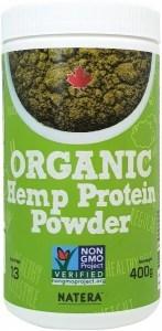 Natera Organic Hemp Protein 400g