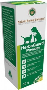 Natural Animal Solutions HerbaGuard Powder 65g JAN22