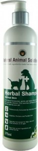 Natural Animal Solutions Normal Shampoo 375ml JAN21