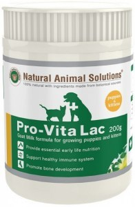 Natural Animal Solutions ProVita Lac 200g AUG20
