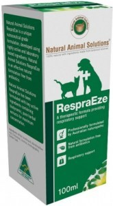 Natural Animal Solutions RespraEze 100ml MAY20