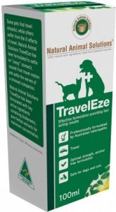 Natural Animal Solutions TravelEze 100ml MAR21
