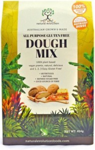 Natural Evolution All Purpose Dough Mix  454g