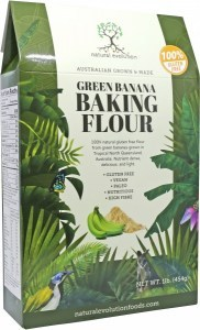 Natural Evolution Green Banana Baking Flour 454g