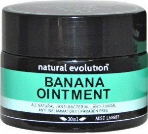 Natural Evolution Banana Ointment 30ml