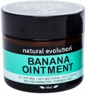 Natural Evolution Banana Ointment 60ml