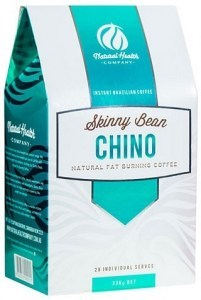 Skinny Bean Natural Fat Burning Coffee Chino (28 sachets) 336g