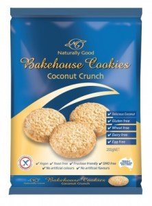 Naturally Good Coconut Crunch   200gm