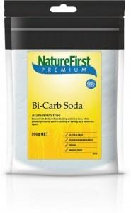Nature First Bicarb Soda (Aluminium Free)  500g