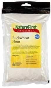 Nature First Buckwheat Flour 500gm