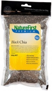 Nature First Chia Black 500g