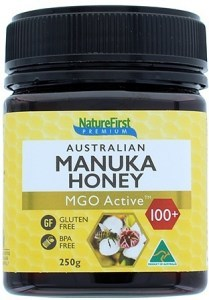 Nature First Honey Manuka (AU) MGO Active 100+  250g