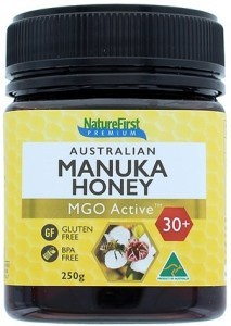 Nature First Honey Manuka (AU) MGO Active 30+  250g