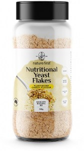 Nature First Nutritional Savoury Yeast Flakes Shaker 150g