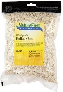 Nature First Oats Rolled 500g