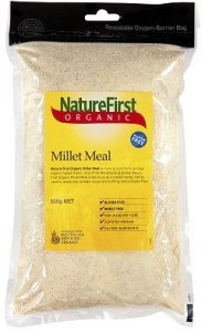 Nature First Organic Millet Meal 500gm