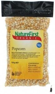 Nature First Organic Popcorn 500gm