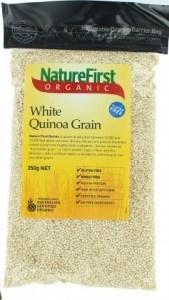 Nature First Organic Quinoa Grain  350gm