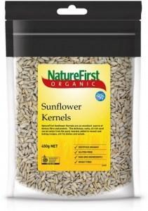 Nature First Organic Sunflower Kernels 450g