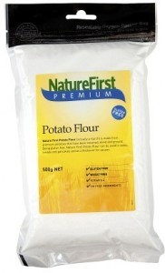 Nature First Potato Flour 500gm