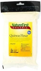 Nature First Quinoa Flour Organic 500g