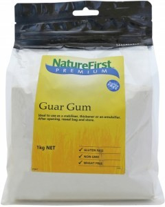 Nature First Guar Gum 1kg
