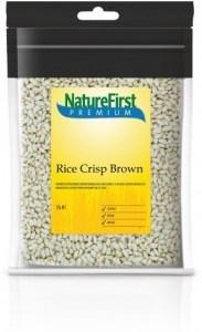 Nature First Rice Crisp Brown 375g