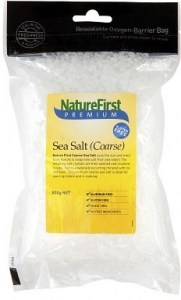 Nature First Sea Salt Coarse 500gm