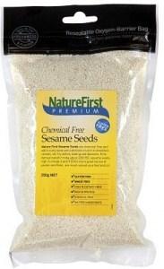 Nature First Sesame Seeds (Chem Free) 250gm