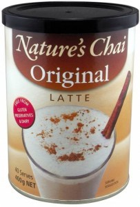Nature's Chai Original Latte  400g NOV21