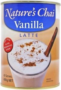 Nature's Chai Vanilla Latte  400g