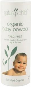 Natures Child Organic Baby Powder 100g