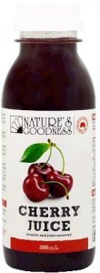 Natures Goodness Cherry Juice 300ml