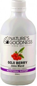 Natures Goodness Goji Berry Juice Blend 500ml