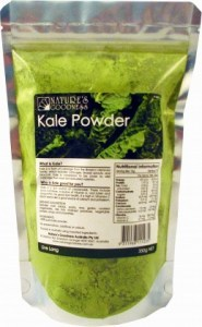 Natures Goodness Kale Powder 350g