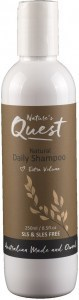 Nature's Quest Daily Shampoo 250ml