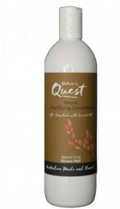 Nature's Quest Fortifying Conditioner  500ml