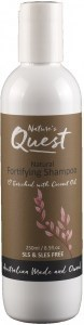 Nature's Quest Fortifying Shampoo 250ml