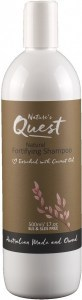 Nature's Quest Fortifying Shampoo 500ml