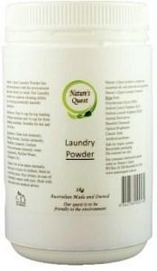 Nature's Quest Laundry Powder 1kg