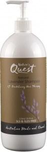 Nature's Quest Lavender Shampoo 1L