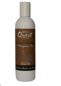 Nature's Quest Moroccan Conditioner 250ml DEC20