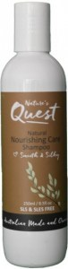 Nature's Quest Nourishing  Shampoo 250ml
