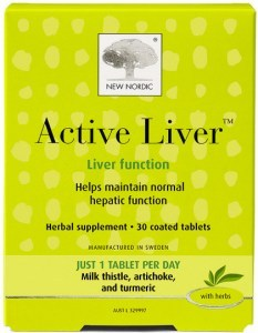 New Nordic Active Liver 30Tabs