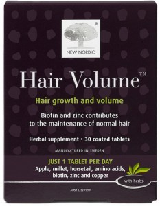 New Nordic Hair Volume 30Tabs