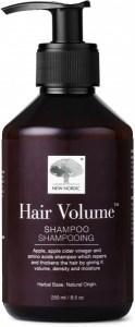 New Nordic Hair Volume Shampoo 250ml