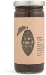 Nib & Noble Organic Chocolate Sauce Original 300g