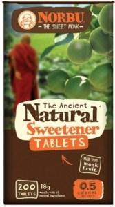 Norbu Sweetener  200Tabs