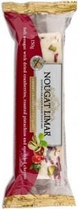 Nougat Limar Cherry, Cranberry & Pistachio 150g